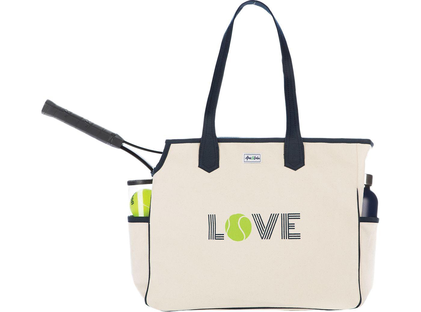 Ame & Lulu Women's Love All Court Tennis Bag