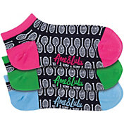 Ame & Lulu Women's Meet Your Match Tennis Socks - 3 Pack
