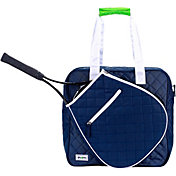 Ame & Lulu Women's Sweet Shot Multi-Cap Tennis Tote