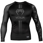 Venum Logos Long Sleeve Rashguard