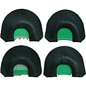 Quaker Boy Screamin' Green 4 Pack Turkey Calls