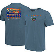 Image One Men's Florida Gators Blue River Scene T-Shirt