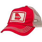 Home State Apparel Adult Georgia Home Trucker Hat
