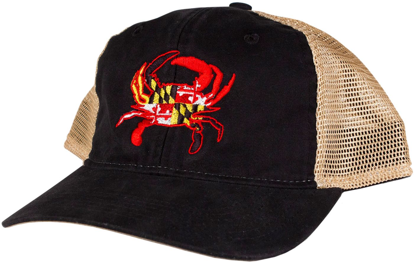 Home State Apparel Adult Maryland Crab Flag Hat