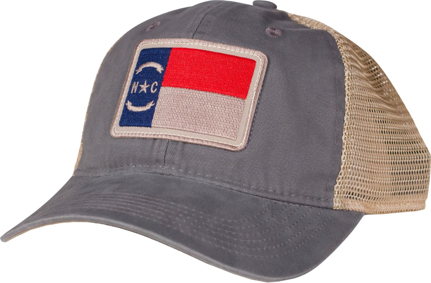 Home State Apparel Adult North Carolina State Flag Trucker Hat