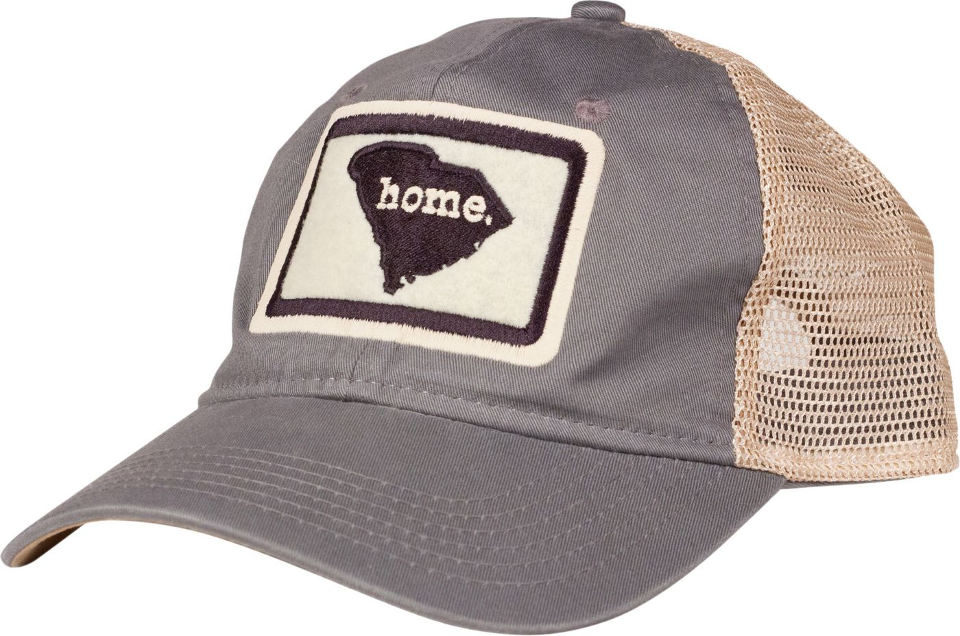 Home State Apparel Adult South Carolina Home Trucker Hat