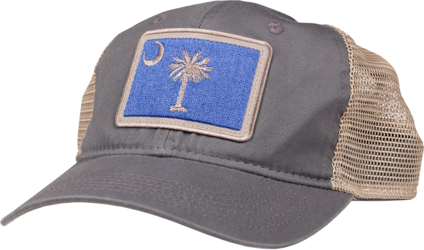 Home State Apparel Adult South Carolina State Flag Trucker Hat