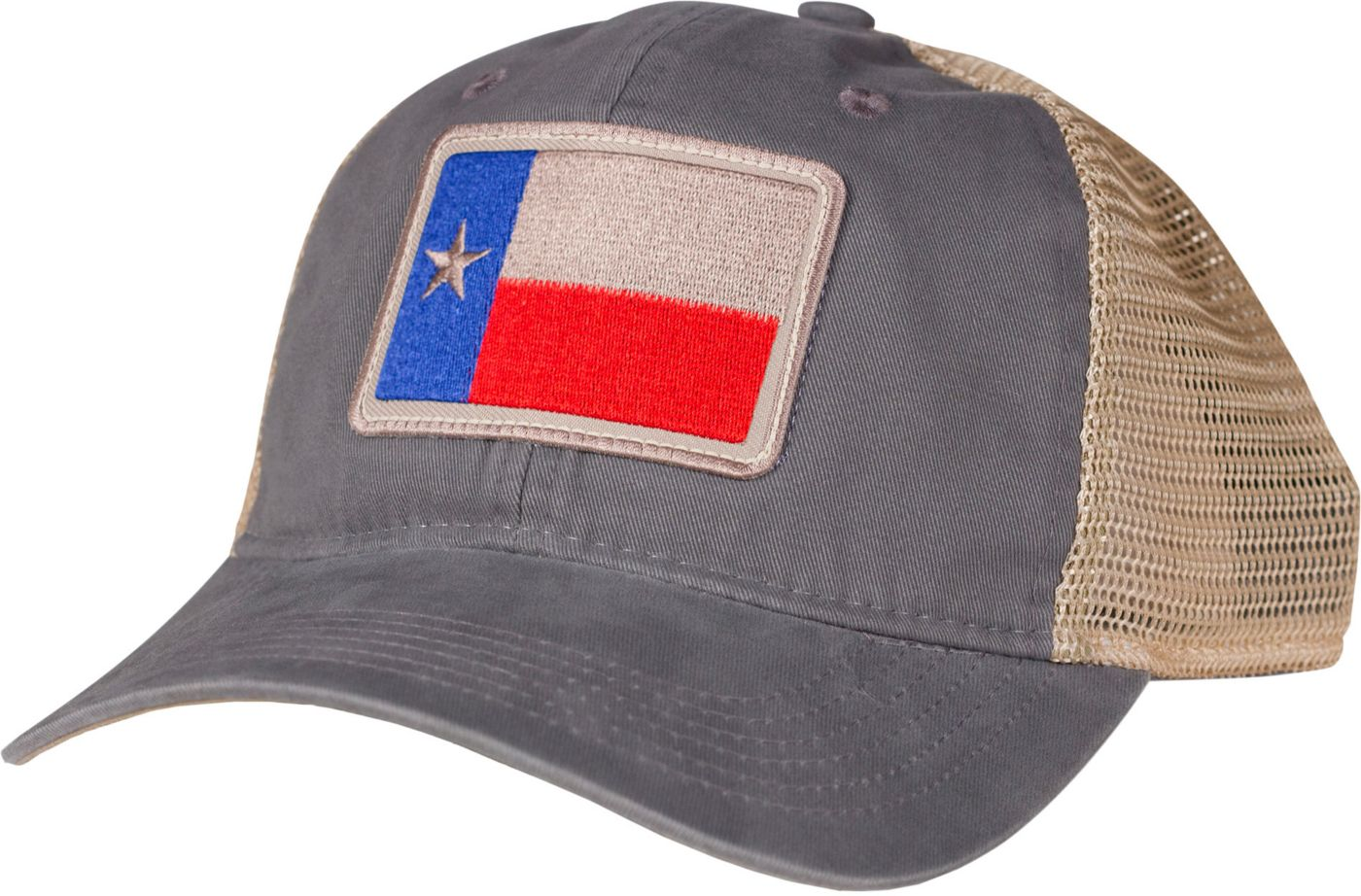 Home State Apparel Adult Texas State Flag Trucker Hat