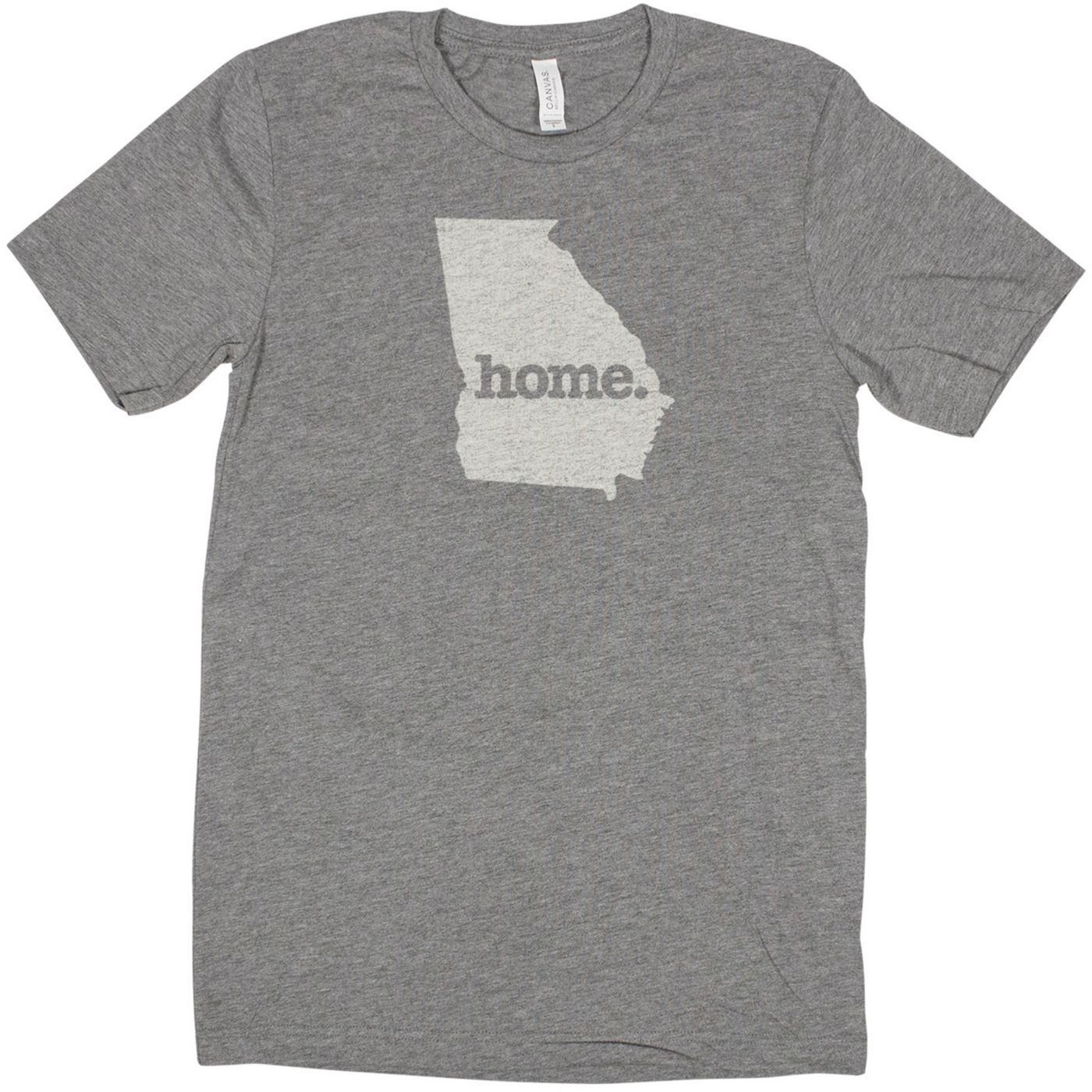 Home State Apparel Men's Home State Georgia Short Sleeve T-Shirt
