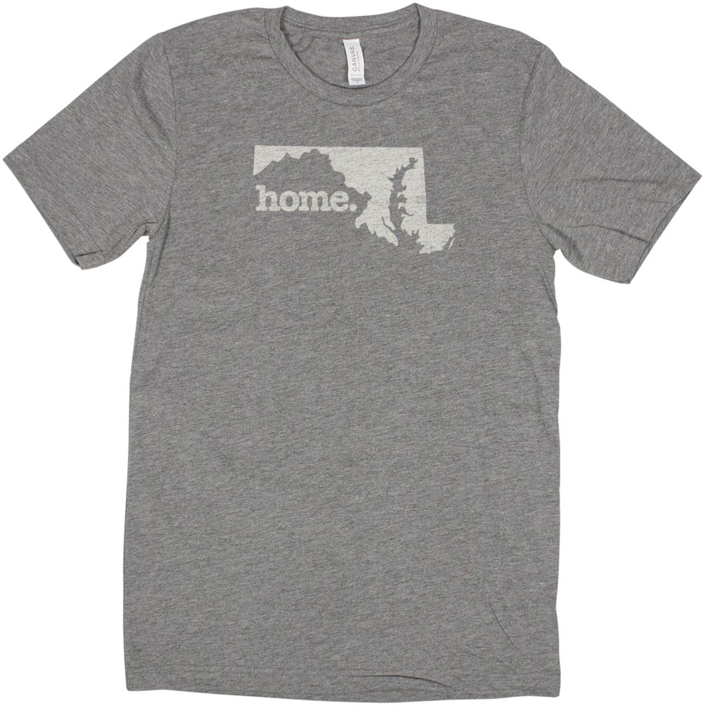 Home State Apparel Men's Home State Maryland Short Sleeve T-Shirt