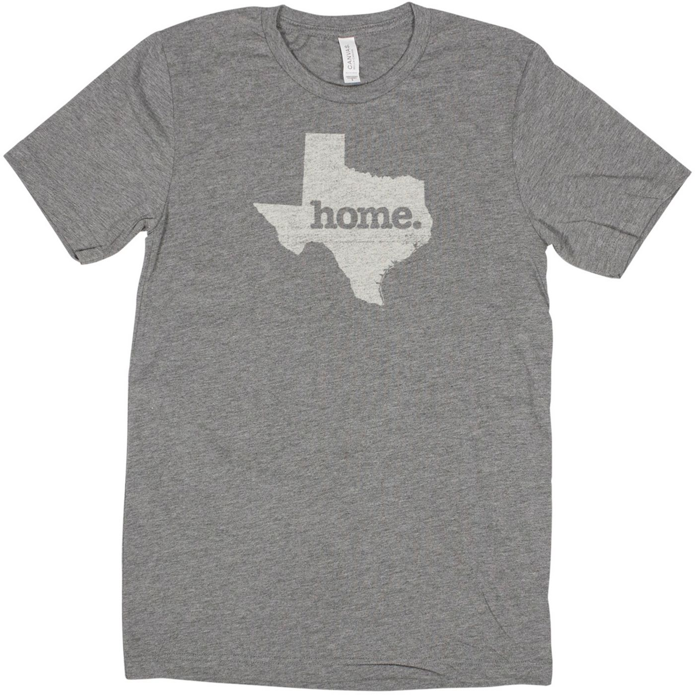 Home State Apparel Men's Home State Texas Short Sleeve T-Shirt