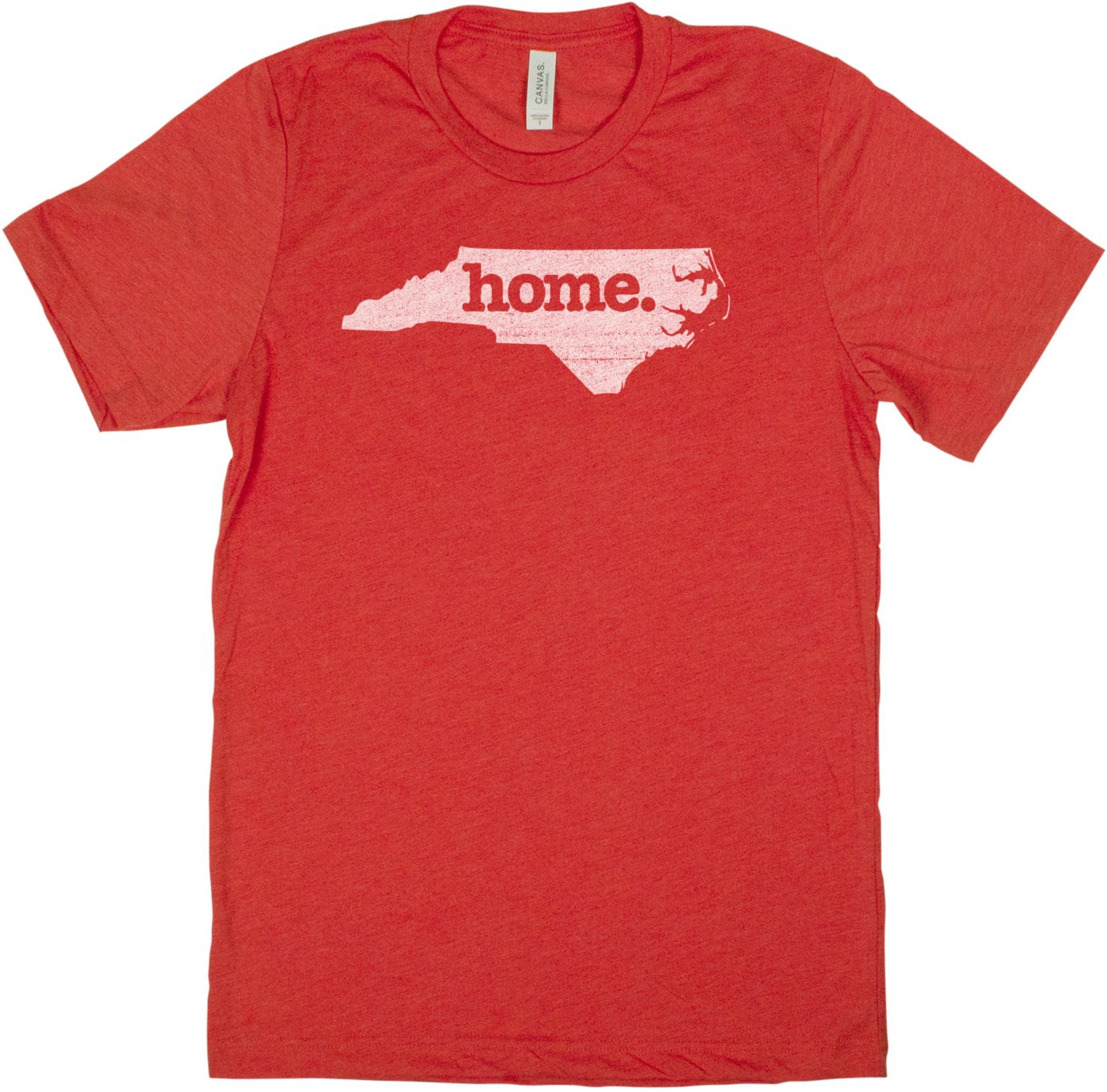 Home State Apparel Men's Home State North Carolina Short Sleeve T-Shirt