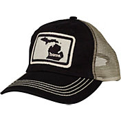 Home State Apparel Michigan Home Trucker Hat