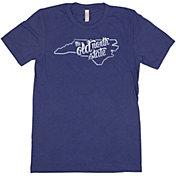 Home State Apparel Women's North Carolina Freehand Short Sleeve T-Shirt