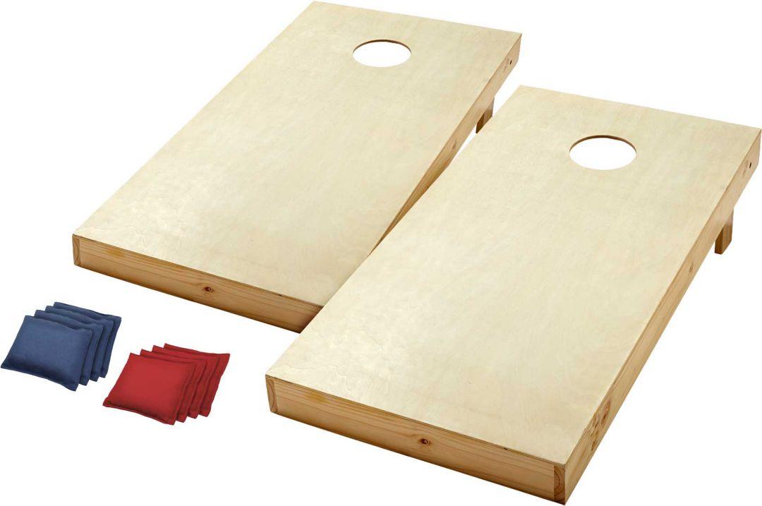 Stupendous Quest 2 X 4 Traditional Cornhole Board Set Ibusinesslaw Wood Chair Design Ideas Ibusinesslaworg