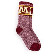 MUK LUKS Game Day Men's Minnesota Golden Gophers Thermal Socks