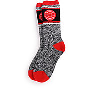 MUK LUKS Game Day Men's Maryland Terrapins Thermal Socks