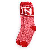 MUK LUKS Game Day Men's Nebraska Cornhuskers Thermal Socks