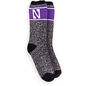 MUK LUKS Game Day Men's Northwestern Wildcats Thermal Socks