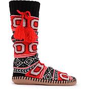 Muk Luks Ohio State Buckeyes Slipper Socks