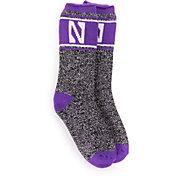 MUK LUKS Game Day Women's Northwestern Wildcats Thermal Socks
