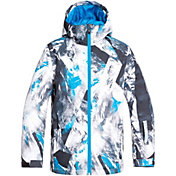 Quiksilver Boys' Mission Insulated Snow Jacket