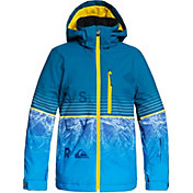 Quiksilver Boys' Silvertop Insulated Snow Jacket