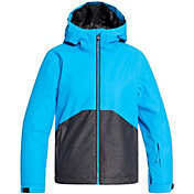 Quiksilver Boys' Sierra Insulated Snow Jacket