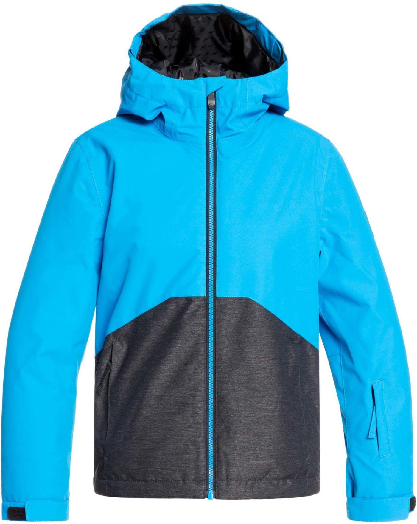 Quiksilver Boys' Sierra Insulated Snow Jacket
