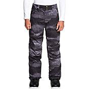 Quiksilver Boys' Estate Snow Pants