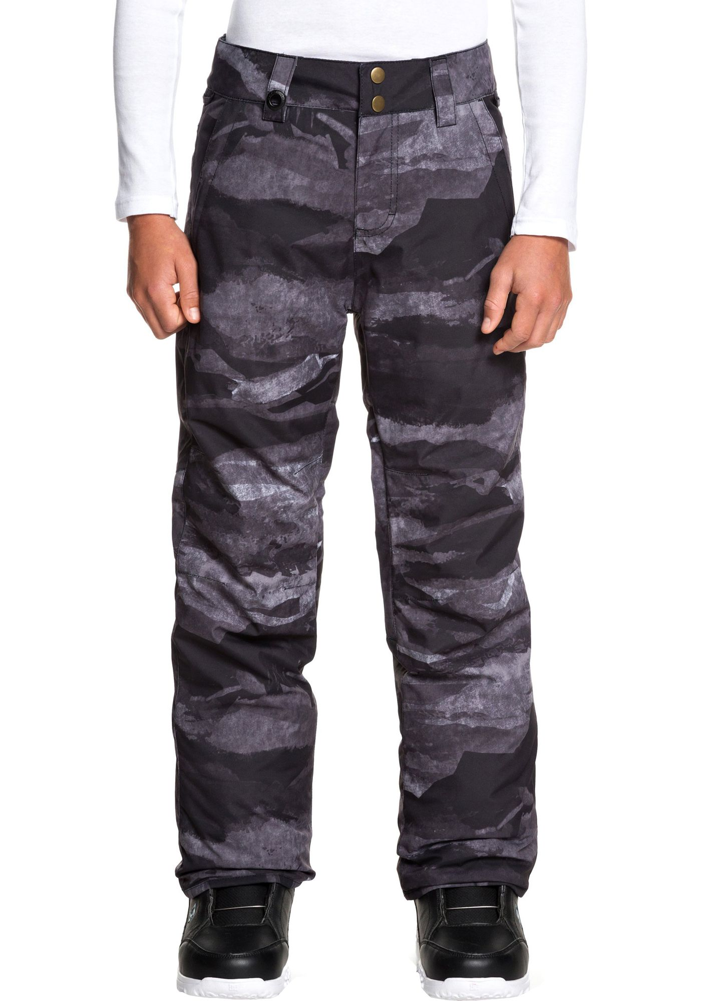 Quiksilver Boys' Estate Snow Pants