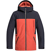 Quiksilver Boys' TR Ambition Insulated Snow Jacket