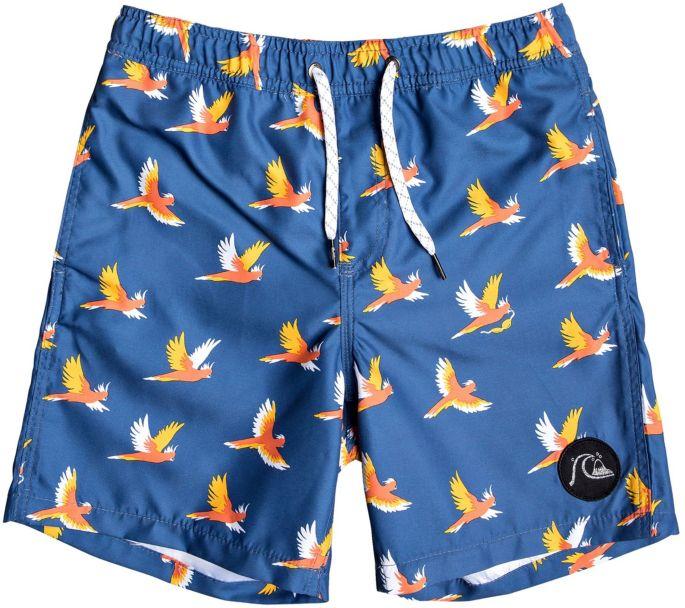 Quiksilver Boys' Cockatoo Volley Board Shorts