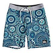 "Quiksilver Boys' Highline Exp Mind 17"" Board Shorts"