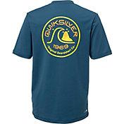 Quiksilver Boys' Heritage Short Sleeve Surf T-Shirt