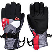 Quiksilver Boys' Mission Snow Gloves
