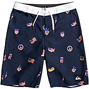 Quiksilver Boys' Everyday Hot Dog Board Shorts