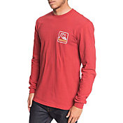Quiksilver Men's Bubble Buggy Long Sleeve T-Shirt