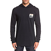 Quiksilver Men's Clean Lines Hooded Top