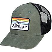 Quiksilver Men's Clean Lines Trucker Hat