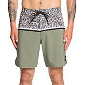 """Quiksilver Men's Highline Deja Vu 18"""" Board Shorts"""