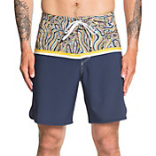 "Quiksilver Men's Highline Deja Vu 18"" Board Shorts"