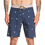 "Quiksilver Men's Highline Faded Sun 19"" Board Shorts"