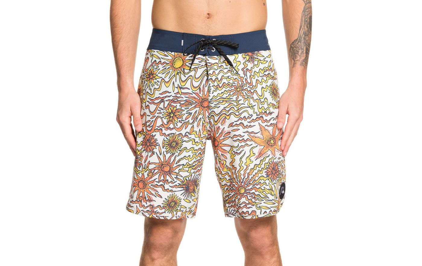 Quiksilver Men's Highline Tripper Board Shorts