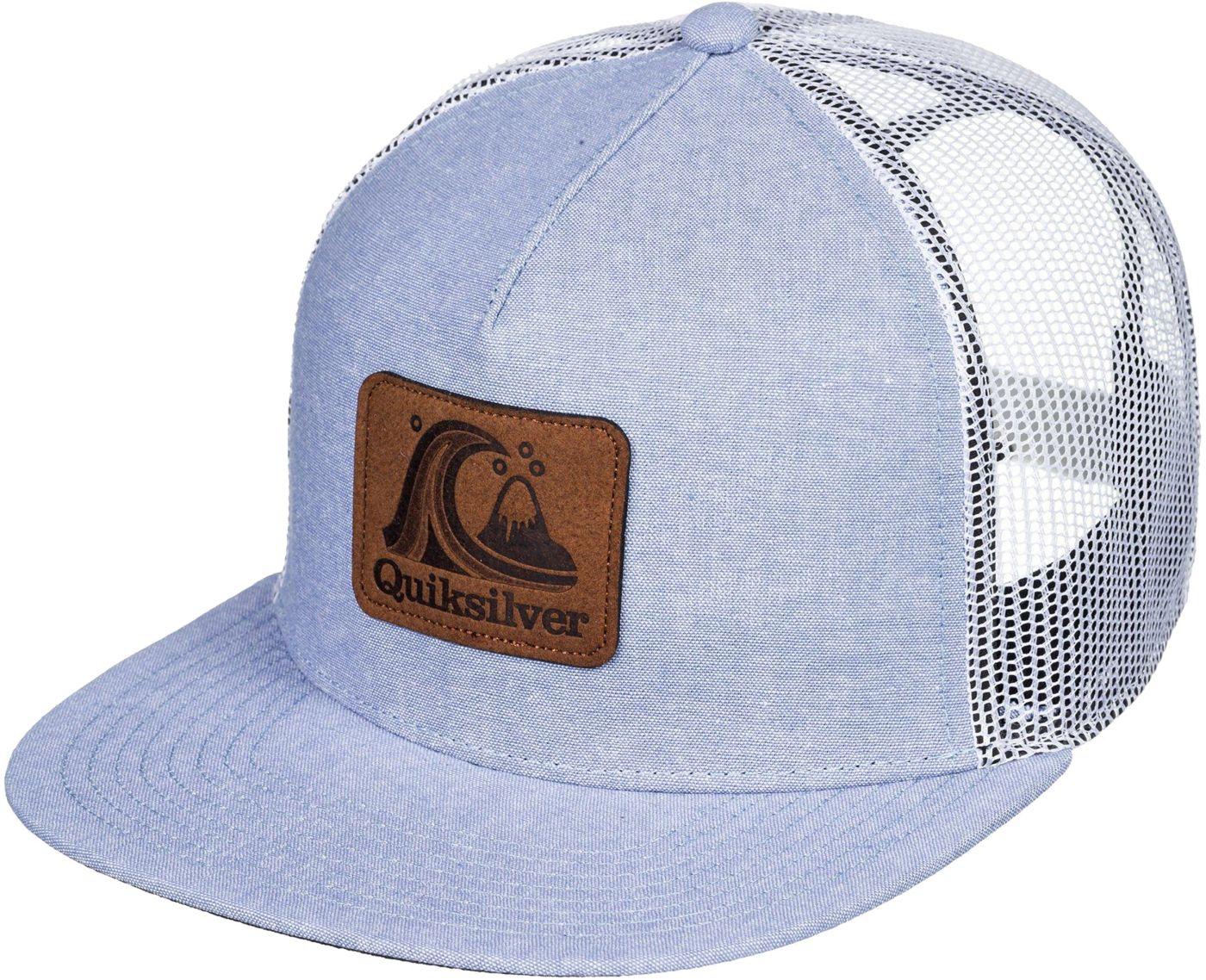 Quicksilver Men's Hinders Trucker Hat