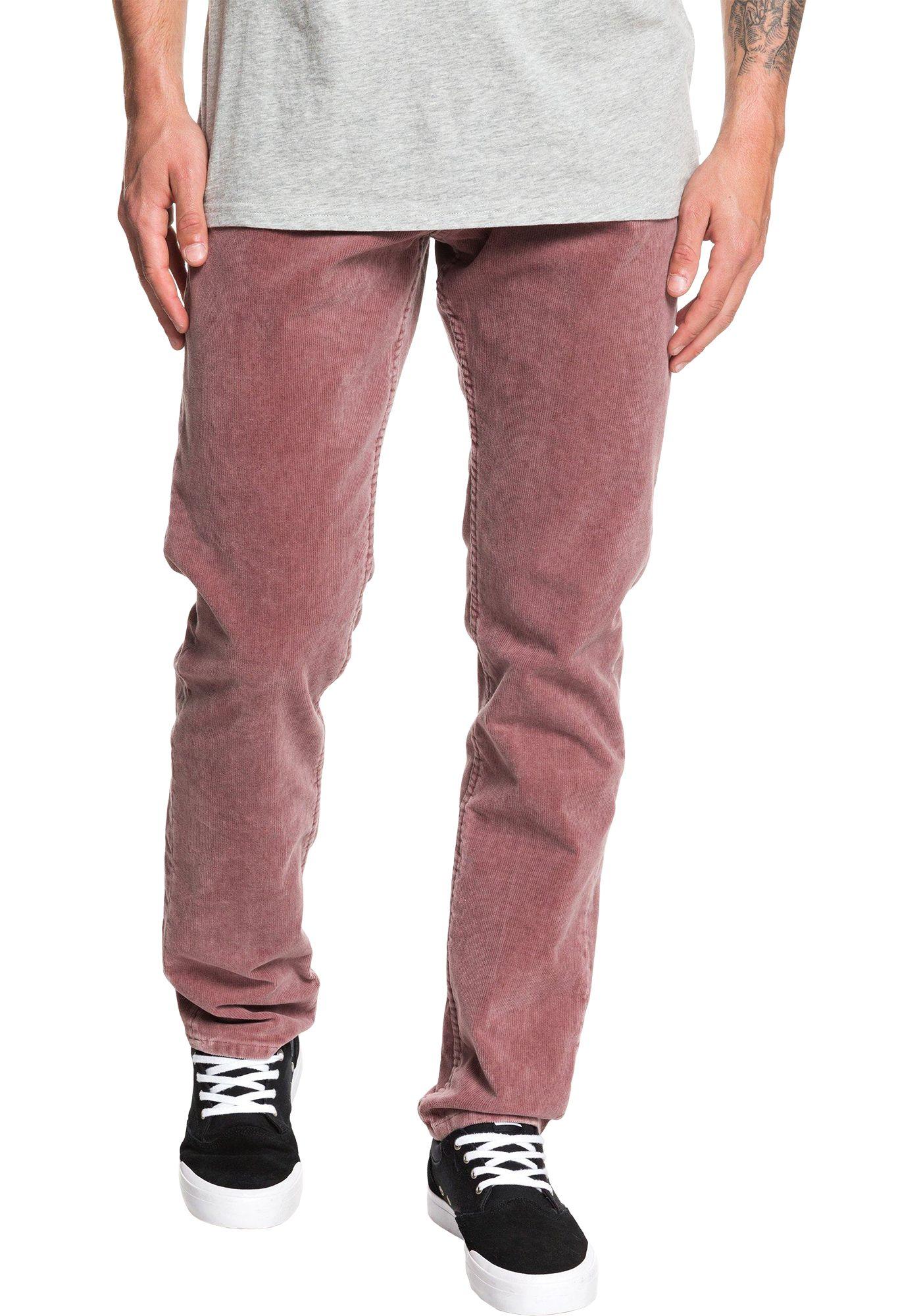Quiksilver Men's Kracker Corduroy Pants