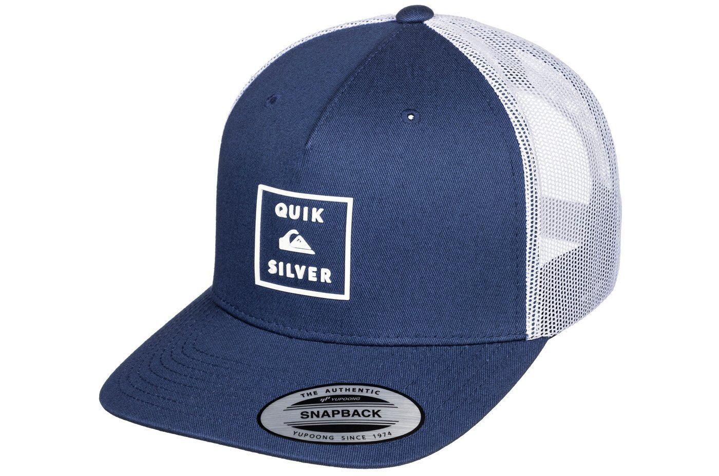 Quiksilver Men's Locked In Trucker Hat