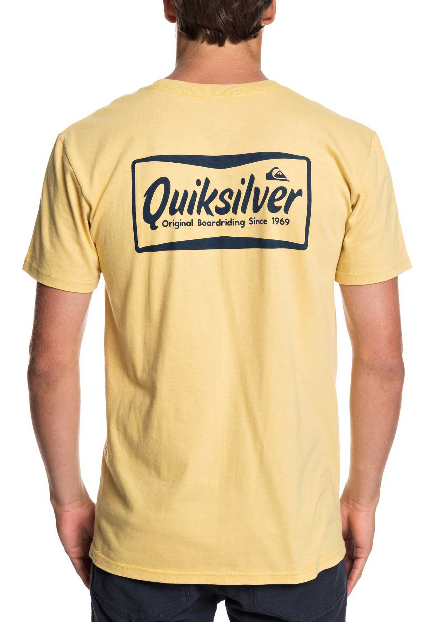 Quiksilver Men's All Ay All Ay T-Shirt