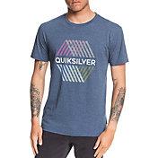 Quiksilver Men's Multi Hex Short Sleeve T-Shirt