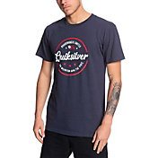 Quiksilver Men's Mental Notes USA T-Shirt